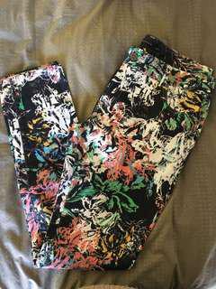 Portmans floral jeans