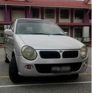 2003 Perodua Kancil 1.0 (A) EZ