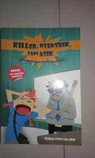 Killer,Nyentrik Tapi Asik 1001 pengalaman dengan para dosen