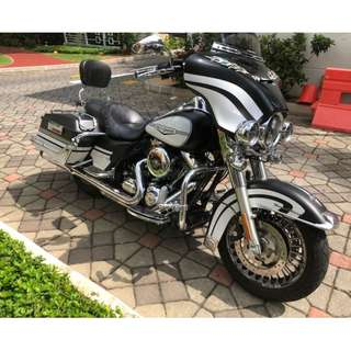 Limited Edition Harley Rd King