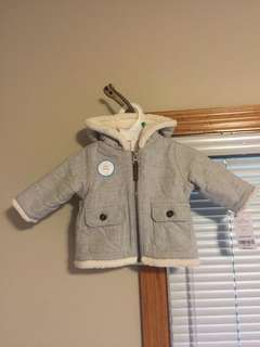 Carter's 卡特 嬰幼兒外套(3M)