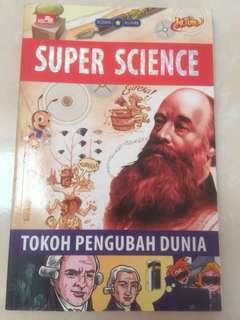 Super science (Tokoh pengubah dunia)