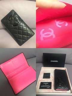 Chanel 大CC 銀包
