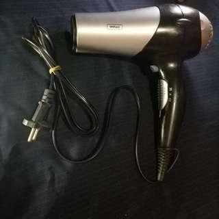 Hairdryer impuls