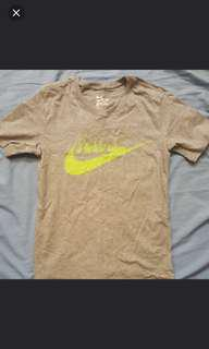 Authentic Nike tee