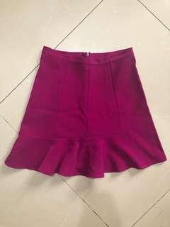 Rok / Mini Skirt High Waist