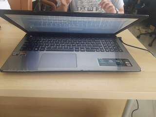 Laptop Gaming ASUS X550D AMD A10