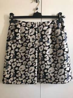 Whistles Printed Skirt 半截裙