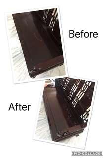 Furniture Re-Varnishing