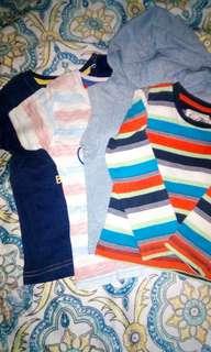 Boys shirt bundle