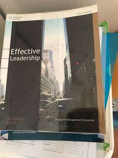 Effecrice leadership