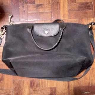 Preloved (Class A) LongChamp Le Pliage Neo Tote Bag