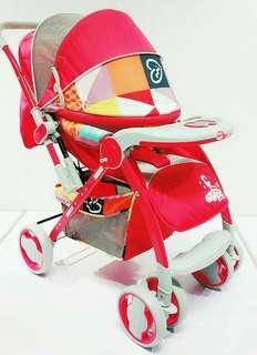 Stroller sorongan bayi