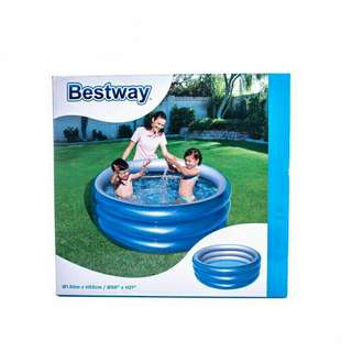 Bestway Big 3 Ring Inflatable Pool