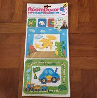 Room Decor Stickers for Kids