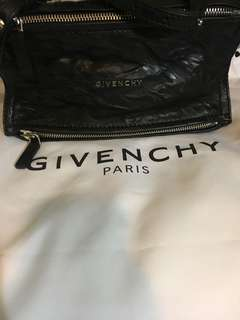 100%NEW&REAL Givenchy Pandora Bag Mini Size Sliver Hardware