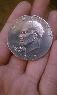 Liberty coin po 1977