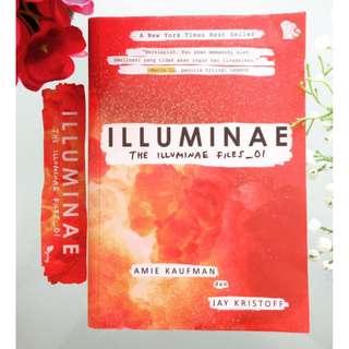 Illuminae, The Illuminae Files_01 by Amie Kaufman & Jay Kristoff