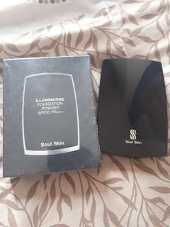 Soul Skin Illuminating  Foundation Powder SPF30 PA++