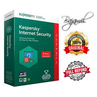 Kaspersky Internet Security  PC/Android/Mac