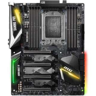 AM4 X399 Gaming Pro Carbon AC