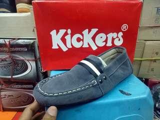 Kickers slipon