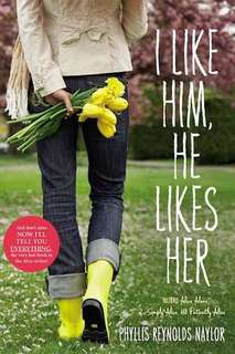 I Like Him, He Likes her by Philip Reynold Naylor paperback