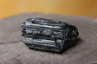 BLACK TOURMALINE Rough Crystal [BTL004]