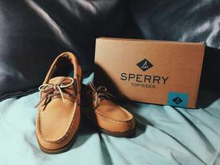 Sperry A/O Slip On Sahara (Original)