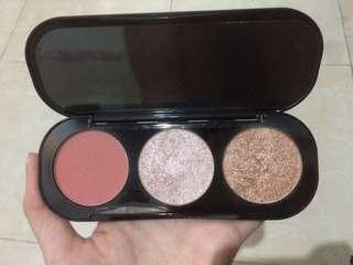 Focallure blush & highlighter palette