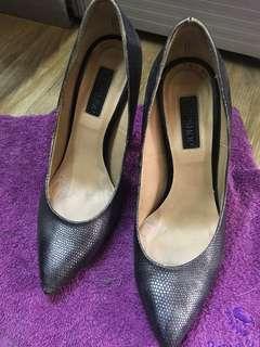 Top Shop Gray shoes