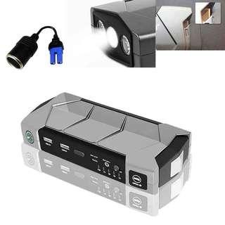 Portable 12V External Battery – New Value Pack 便携12V外置電源救車寶 – 全新超值版