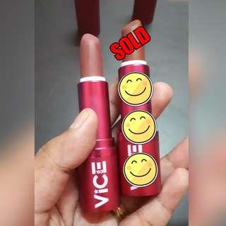 Vice Cosmetics Good Vibes Matte Lipstick in Kering Keri