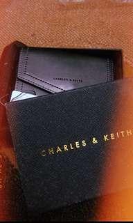 Dompet charles n keith original 100%