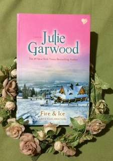 Julie Garwood - Fire & Ice Novel