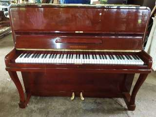 Upright Piano William Squire