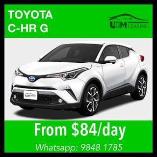 Toyota C-HR G