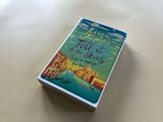 Tell It To The Skies - Erica James Novel Import