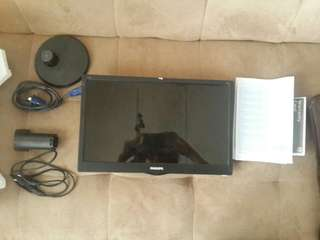 Philips LCD Monitor V Line 15,6""