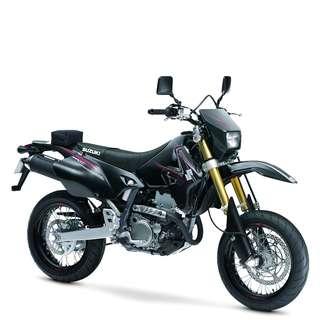 Suzuki DRZ 400 - 2009