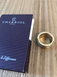 Charriol Forever Young ring