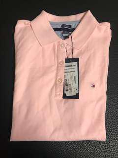Tommy Hilfiger Pink Polo XS