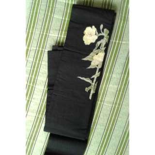 Authentic Kimono Belt or Obi