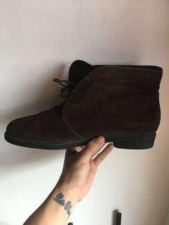 Hush puppies chukka boots