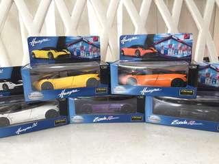 Petron Pagani Toy Cars