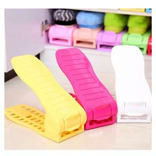 Adjustable Shoe Organizer (4pcs)