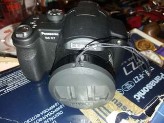 Panasonic FZ7 digital camera