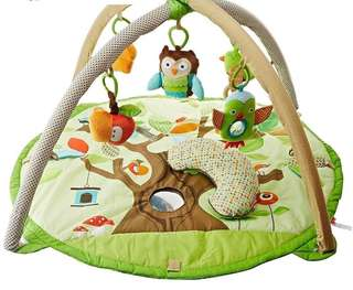 Skiphop activity play gym