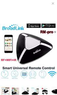 Broadlink RM Pro+ 2018 Smart Universal Remote Receiver Hub