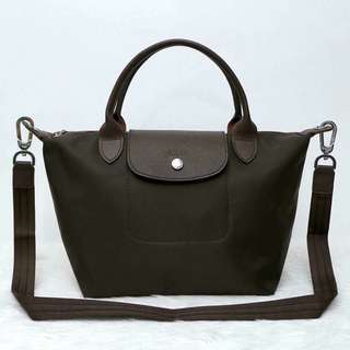 Longchamp Neo Small Brown